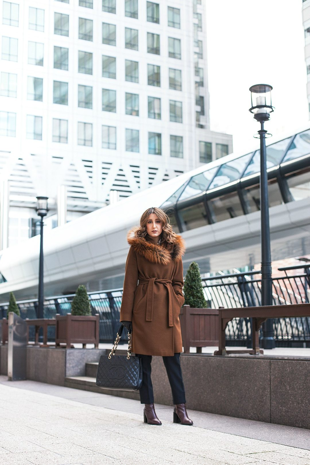 5ed3d810812f Winter in Spring - OOTD - Alternating winter fashion favourites for ...